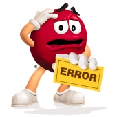 Ошибки при монтаже! (0)